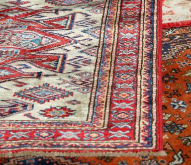 Oriental rugs in pure wool for sale 5