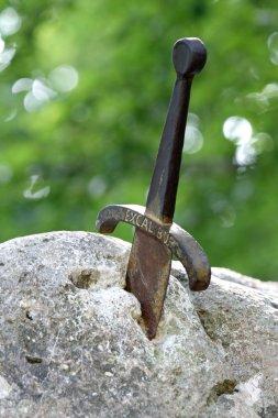 handle of the sword of excalibur