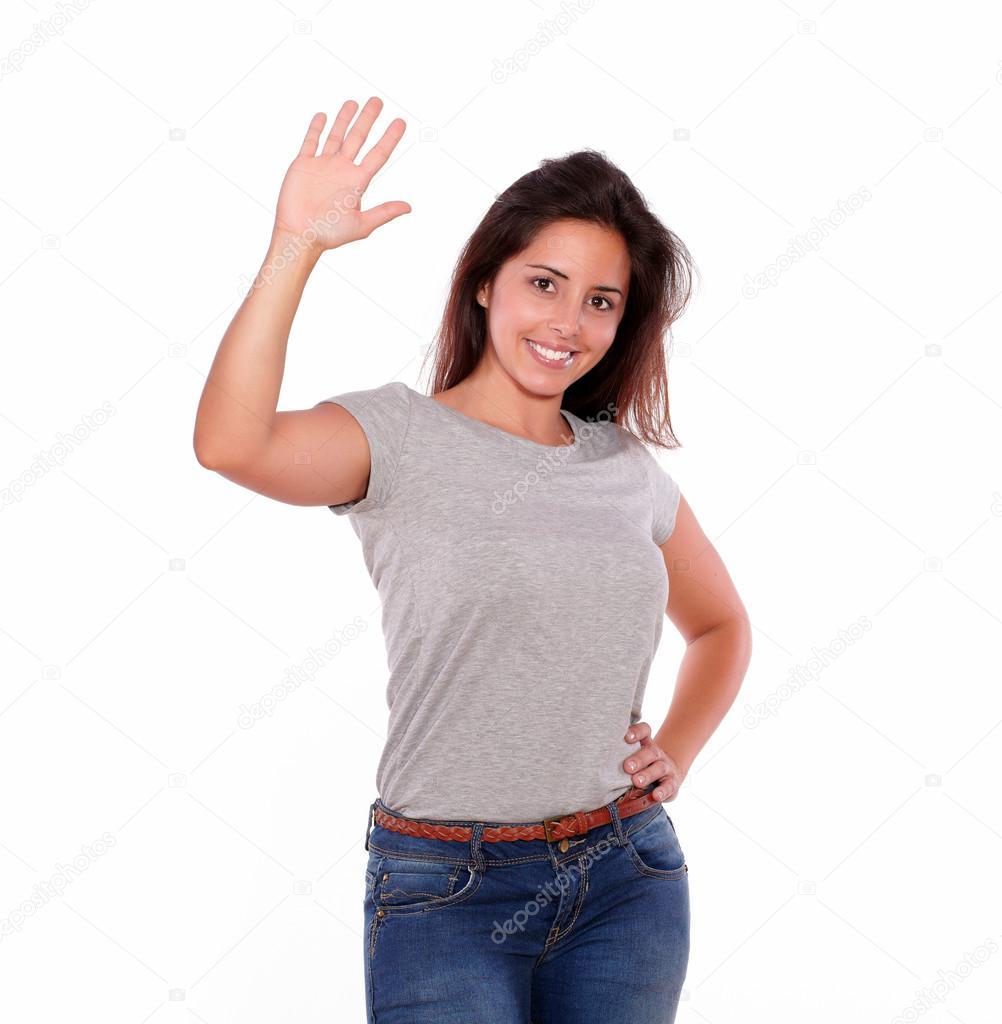 Пожимаю Ли Женщины Руки При Знакомстве