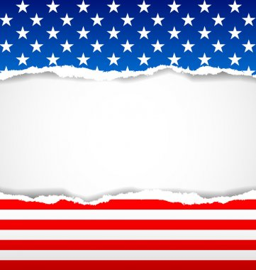 American background