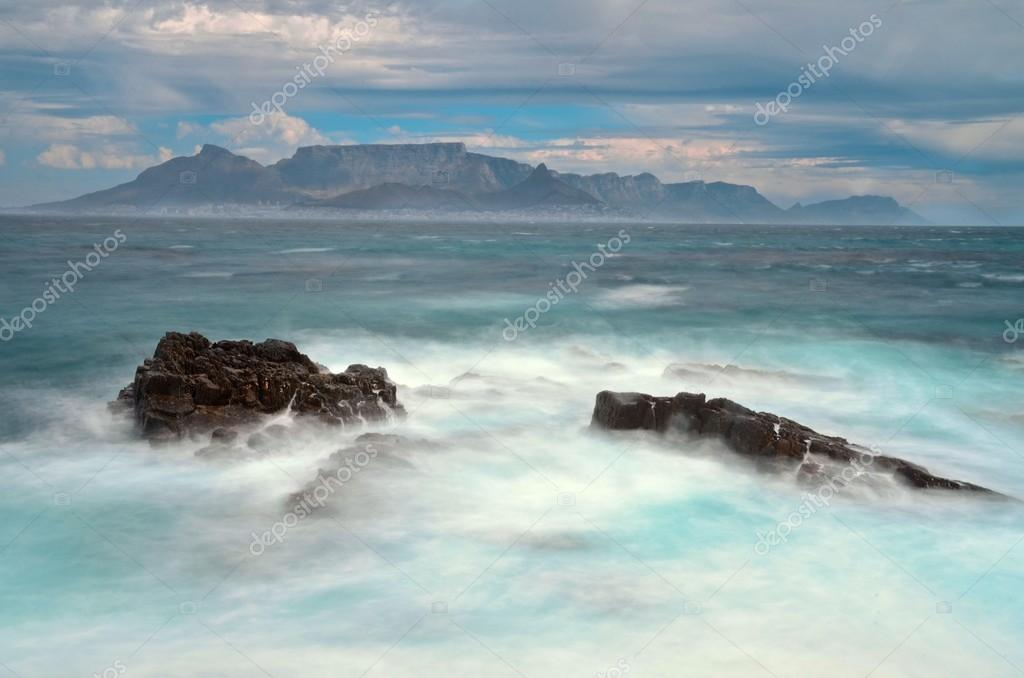 Smooth Sea & Cape Town
