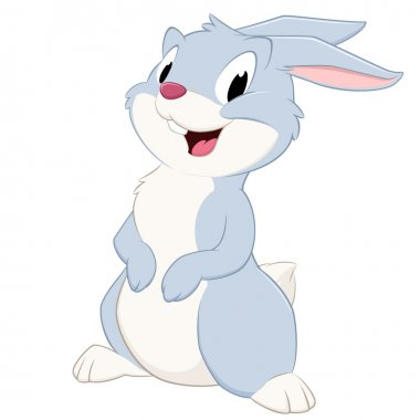 Cartoon Rabbit