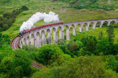 detail parní vlak na slavné Cheddar Gorge, Skotsko