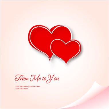 Valentine love heart