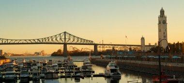 Montreal bridge