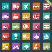 Dopravní ikony
