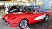 Car Chevrolet Corvette 1C (first generation) (1958)