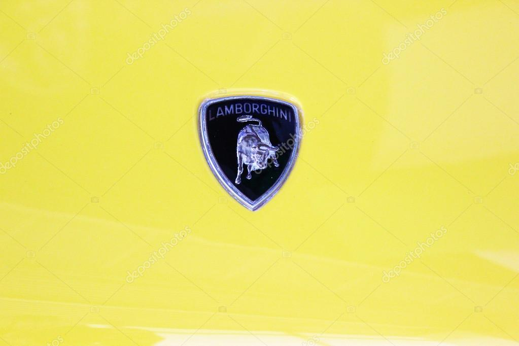 Automobili Lamborghini Logo Stock Editorial Photo Sanexiz 13546048