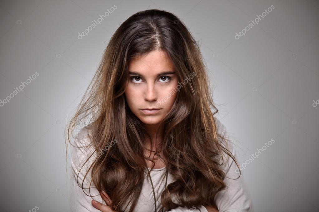 Normal looking girl