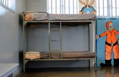 Prison Cell of Robben Island Prison