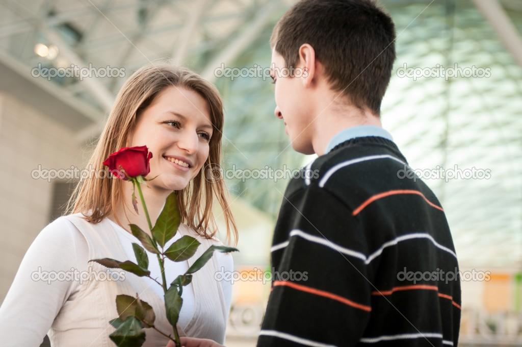 problemen met dating jongere man