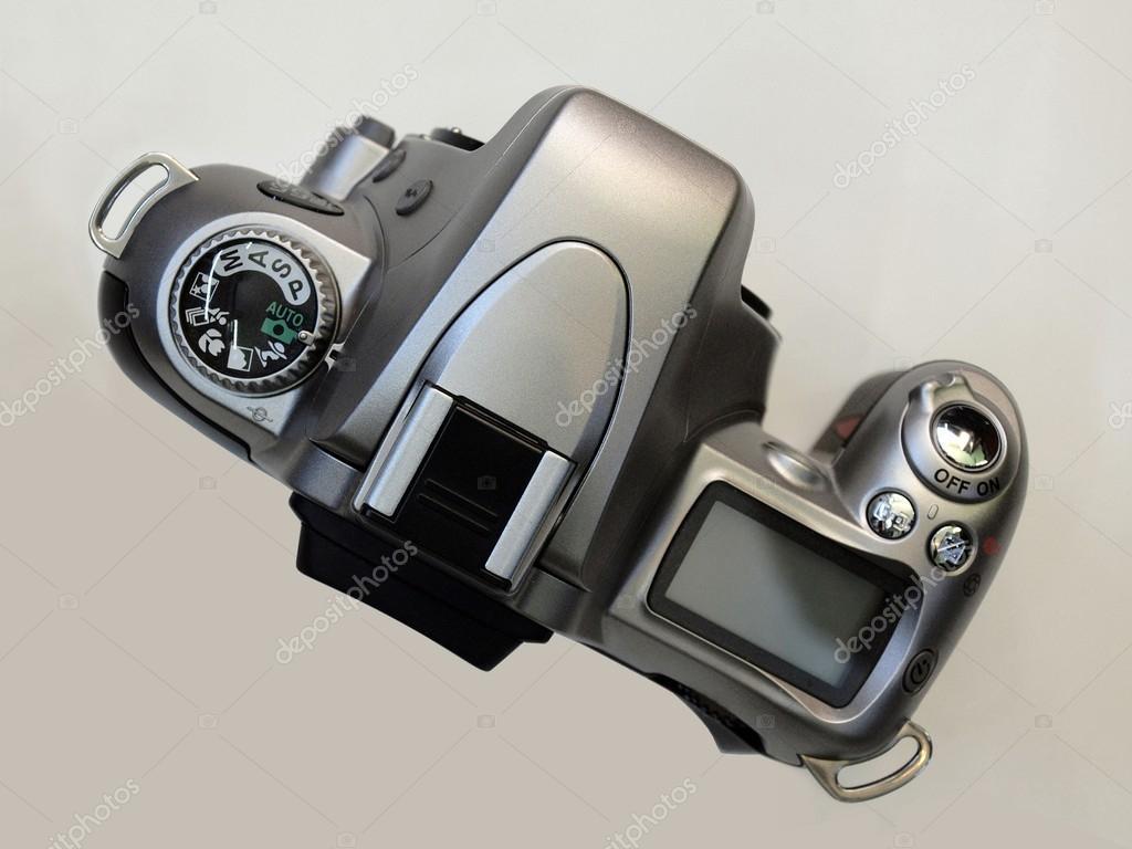 The Nikon F55 35mm Film Slr Autofocus Camera Stock Editorial