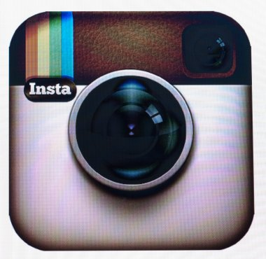 BRUSSELS- MARCH 03: Instagram Reaches 100 Million Users Mileston