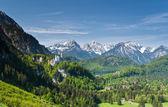Fotografie Schlösser neuschwanstein und hohenschwangau