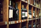 Fotografie lahví vína
