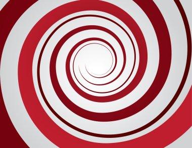 Spiral Red