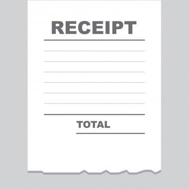 Receipt Printout