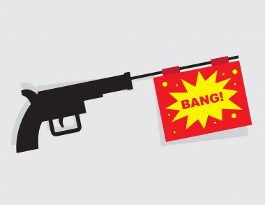 Gun Bang Message