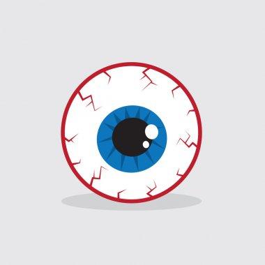 Eyeball Bloodshot
