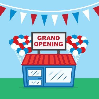 Store Grand Opening