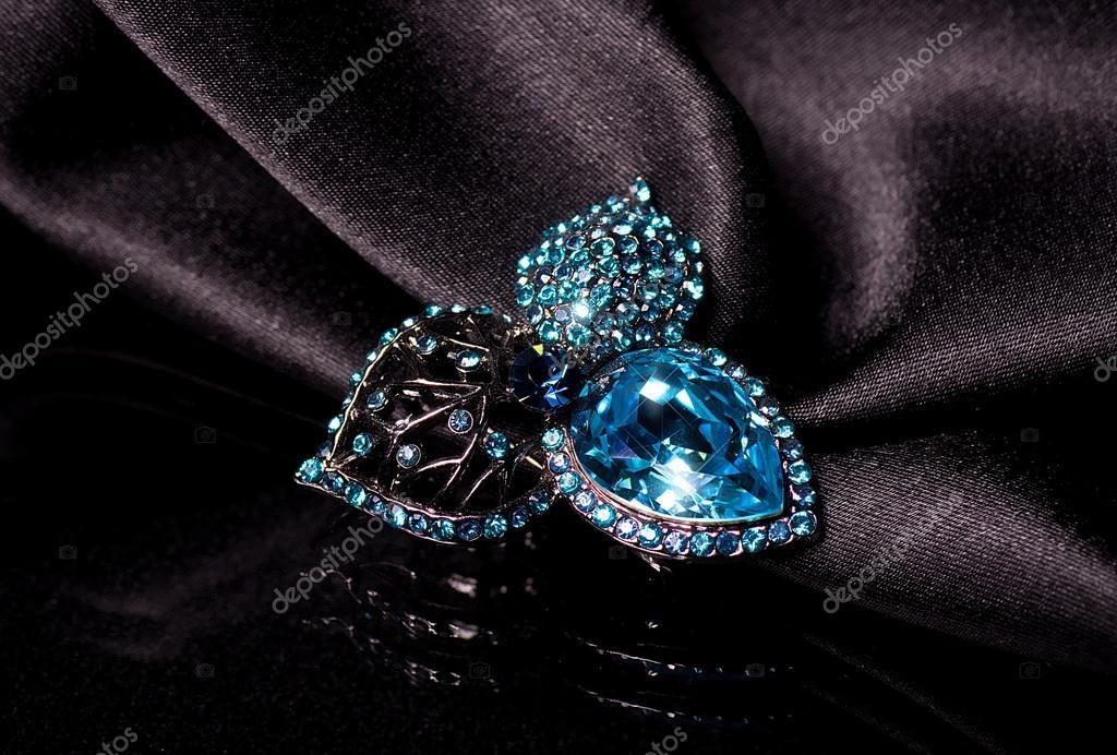 Beautiful jewelry on background — Stock Photo © Pugovica88 #19843531