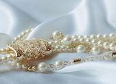 Fotografie nádherné Perlové šperky