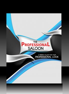 Professional Saloon Flyer