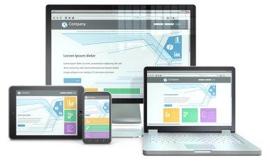 Responsive Web Design.