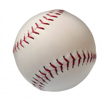 Baseball or Softball Isoltated