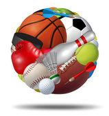 Fotografie Sports Ball