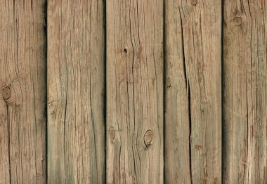Old Weathered Wood Background