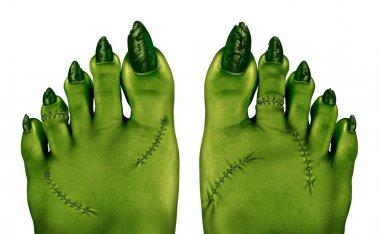 Zombie Feet