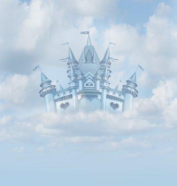 Magical Fairytale Castle