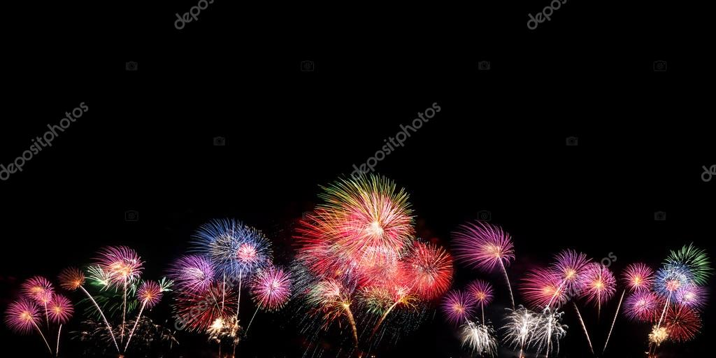 fireworks in different shaps stock photo gnomeandi 50813131