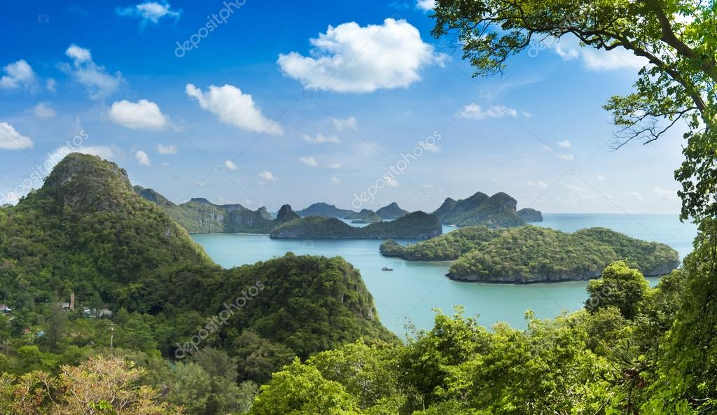 Ang Thong Islands National Park