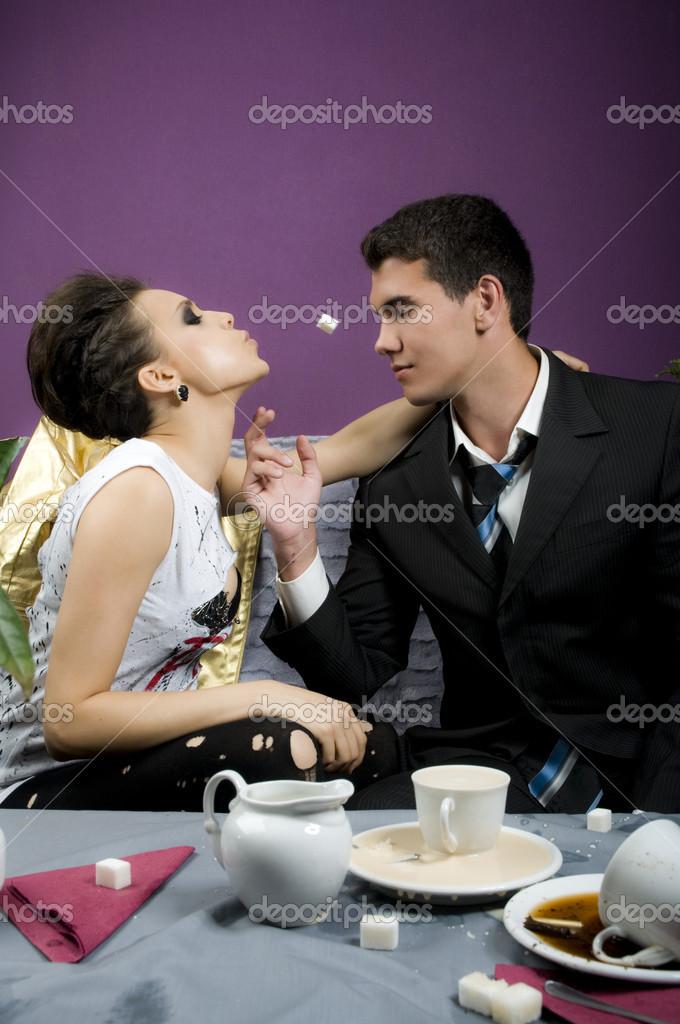 Плюют девушке на лицо фото 33-153