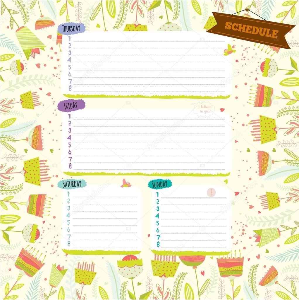 elementos de diseño para notebook — Archivo Imágenes Vectoriales ...