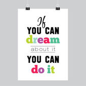 Fényképek poszter motivációs