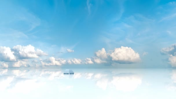 budování obchodní město pod nebem