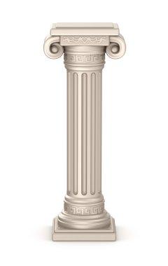 Ancient pillar