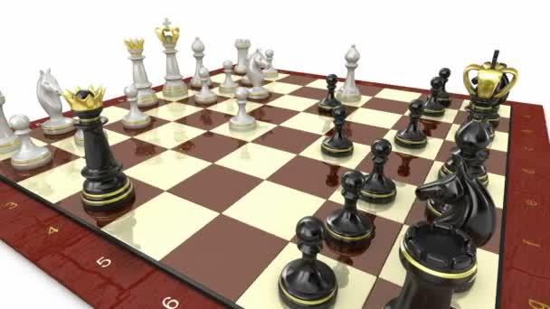šachová hra