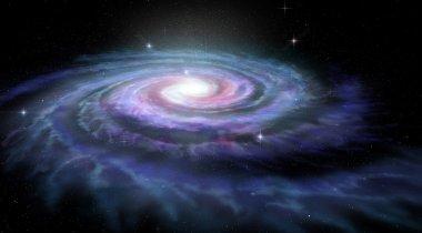 Spiral Galaxy Milky Way stock vector