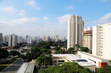 Santo amaro neighborhood sao paulo Brazil