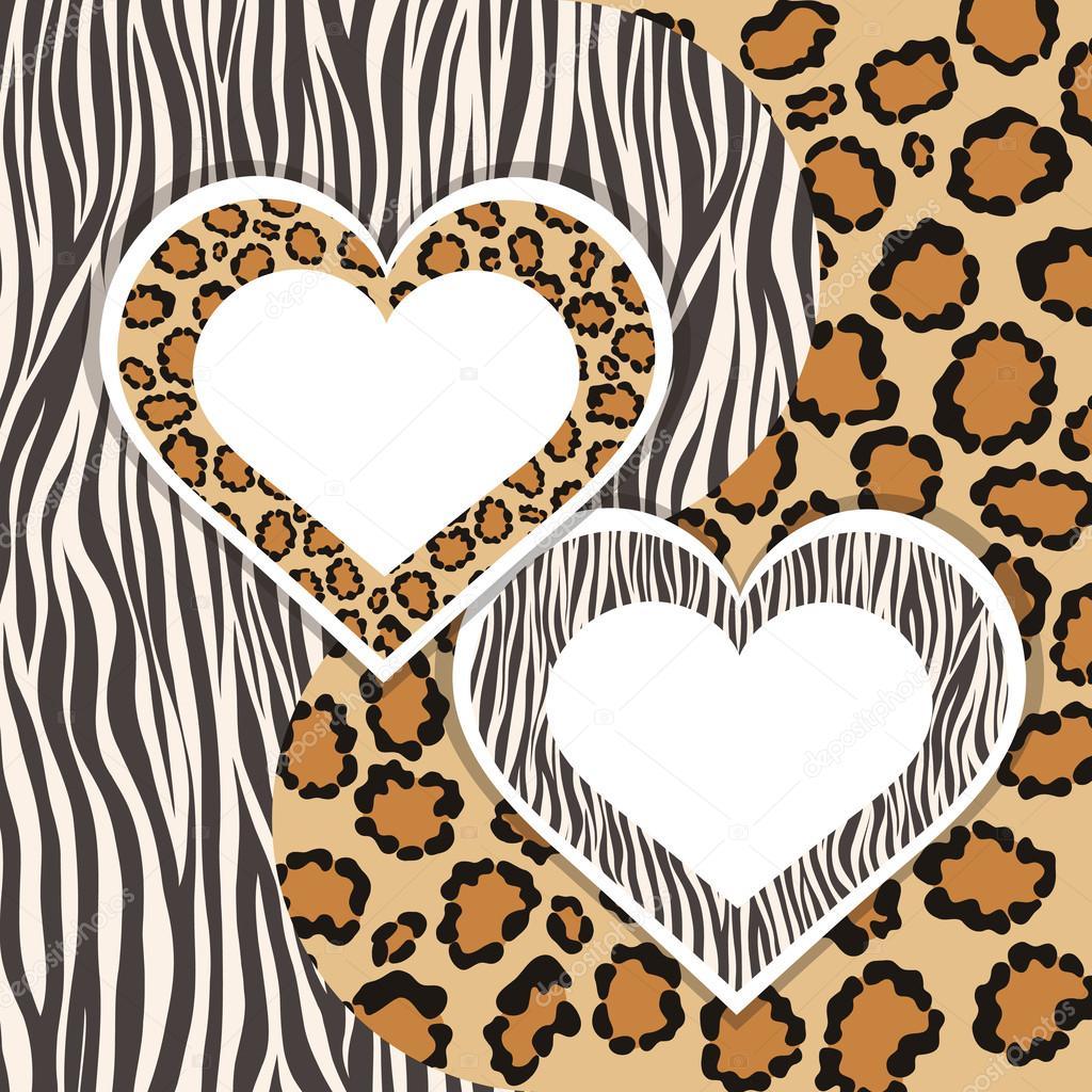 Zebra and Leopard