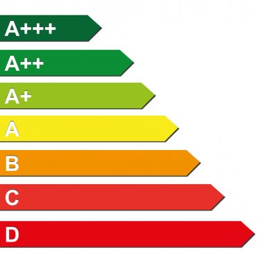 energy class energieberatung bar chart efficiency rating electrical appliances consuming environment logo
