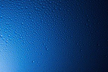 Water drops beading nano effect tau lotuseffekt blue sealer repels rain deflector