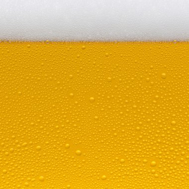 Beer dew drops beer froth glass gold crown foam wave oktoberfest condensing brewery restaurant pils