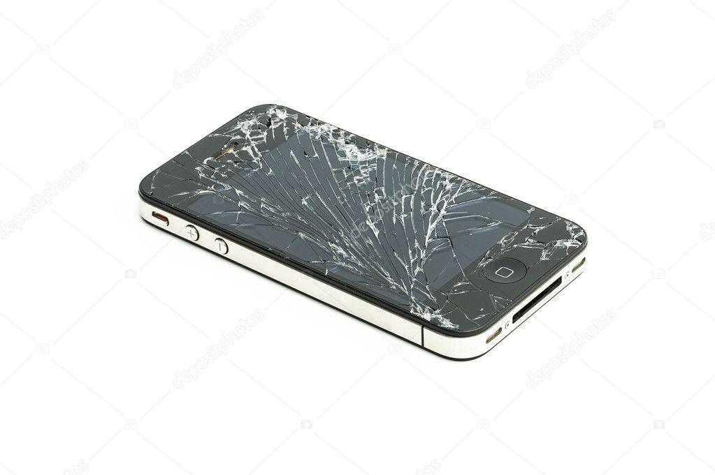 iphone 4 4 s verre pause cass cran r paration t l phone portable affichage dommages d. Black Bedroom Furniture Sets. Home Design Ideas