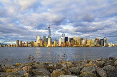 World Trade Center Freedom Tower in Lower Manhattan New York Cit