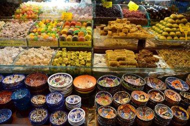 Egyptian Bazaar in Istanbul.